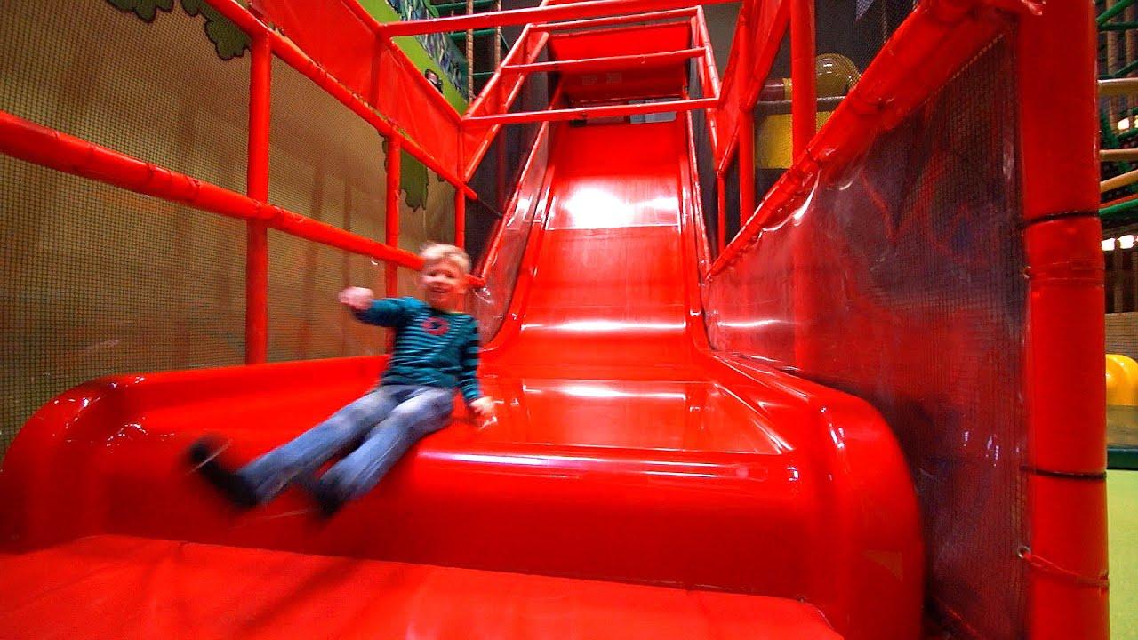 Best Indoor Kids Slide Ideas