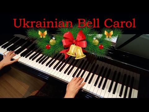 Ukrainian Bell Carol (Advanced Piano Solo)