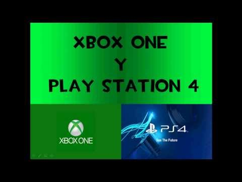 XBOX ONE VS PS4 - Android Y Hacker Boy