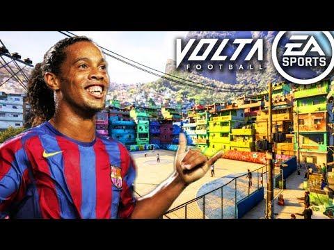 FIFA 20 - O INICIO DA HISTÓRIA!! (FUTEBOL de RUA) *Volta Football*