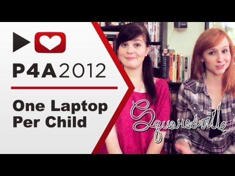 One Laptop Per Child: Squaresville's Project 4 Awesome 2012 Mary Kate Wiles, Kylie Sparks