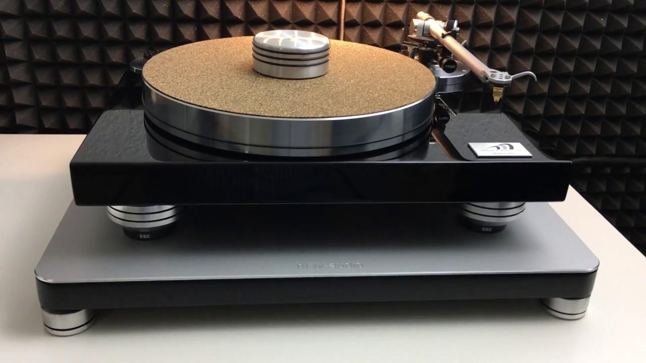 Plattenteller Auflage Record Mat 3+1 mm Kork /& Naturkautschuk für Plattenspieler