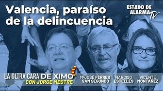 Imagen del video: La Oltra Cara de Ximo. Valencia, paraíso de la delincuencia. Con Jorge Mestre