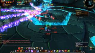 Cover images WOW patch 5.2 - Essence of Order warlock boss guide
