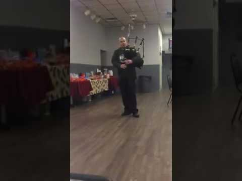 THANKSGIVING BAGPIPES FOR NAVAL RECRUITS 2 (ANCHORS AWEIGH)