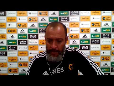 Nuno Espirito Santo delighted with 'special player' Raul Jimenez