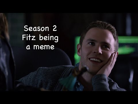Season 2 Fitz Being A Meme