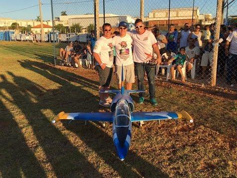 Jase Dussia flying Jets in Brazil