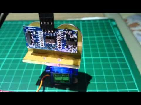 Low Cost Arduino Sonar