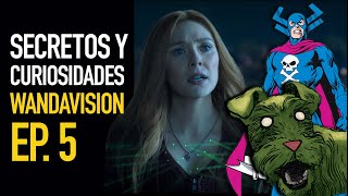 WandaVision Episodio 5 I Secretos y curiosidades