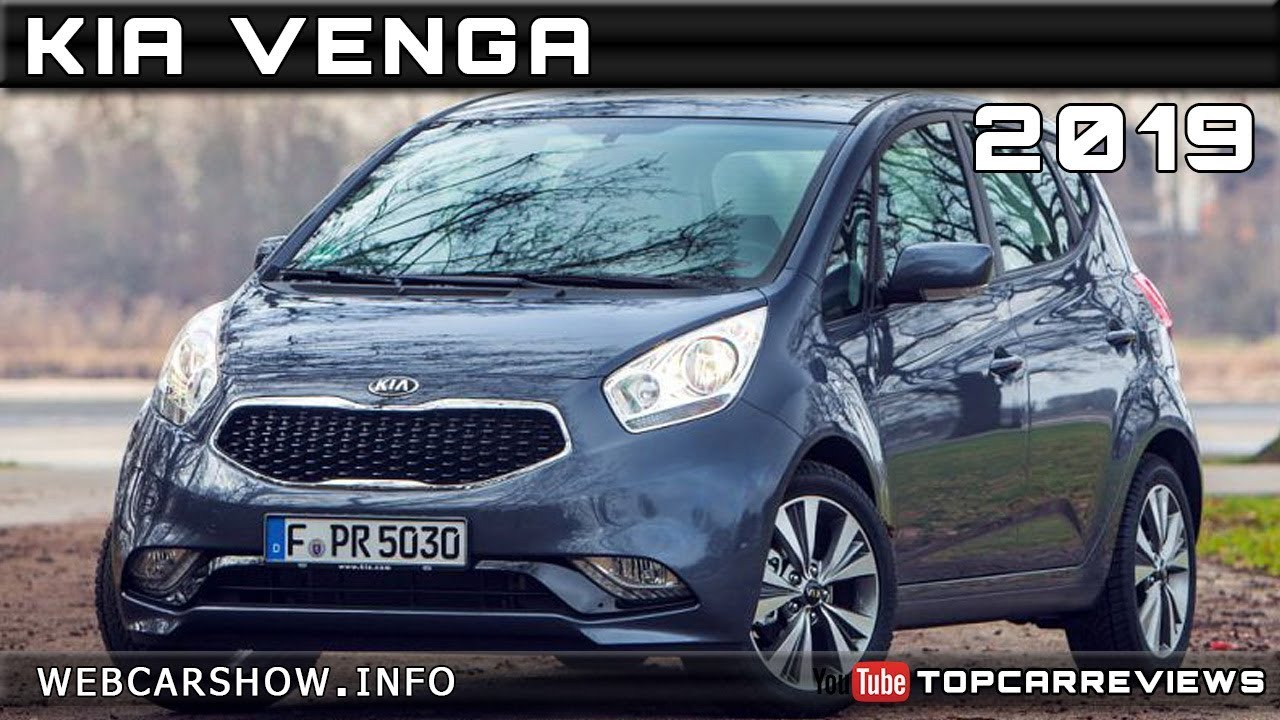 2019 kia venga review rendered price specs release date. Black Bedroom Furniture Sets. Home Design Ideas
