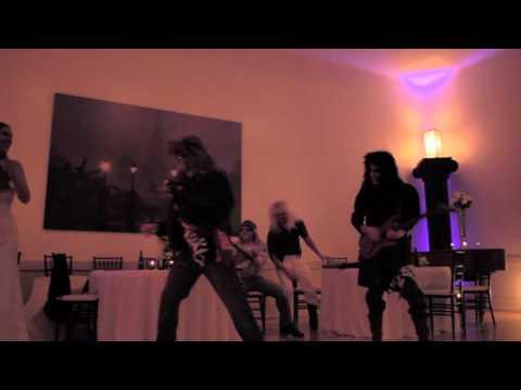 Bon Jovi Wedding Surprise Show Living On A Prayer