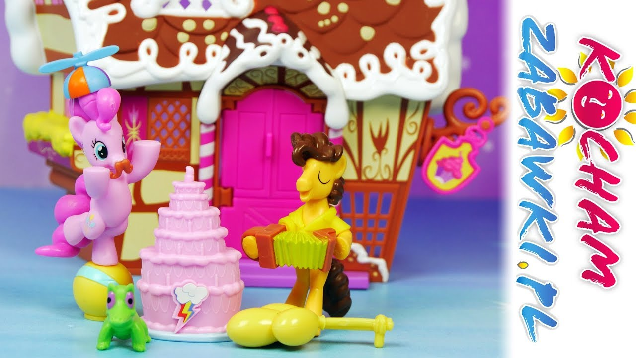 My Little Pony • Cukrowy kącik Pinkie Pie • Bajki po polsku