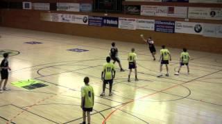 U14 Handball Mersch HC Standard Luxembourg