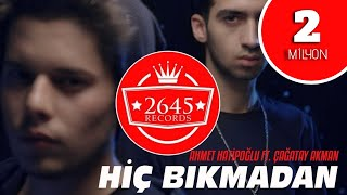 Çağatay Akman Ft. Ahmet Hatipoğlu – Hiç Bıkmadan mp3 indir