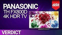 Panasonic FX780 4K Pro HDR LED TV
