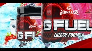 FAZEBERRY GFUEL Tub Giveaway (Freeeeeeeeee)