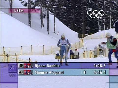 Björn Dæhlie - The Final Games | Nagano 1998 Winter Olympics
