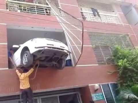 "► ""Funny Car Parking"""