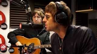 Beady Eye - Second Bite Of The Apple - Session Acoustique OÜI FM