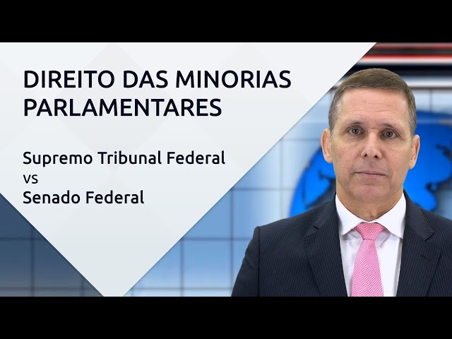 STF x Senado Federal (CPI da Covid) – com Professor Fernando Capez