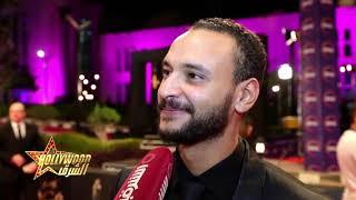 شاهد ماقاله أحمد خالد صالح عن دوره في مسلسل نسر الصعيد