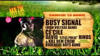 MAZIK FESTIVAL 2013- Spot promo