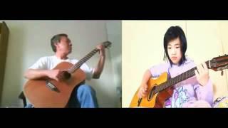 Thà Như Giọt Mưa - Rather Be The Rain - Song Tấu Guitar