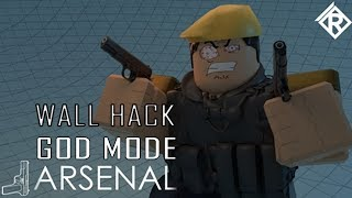 Arsenal | Hack/script | Godmode Esp That Works On All Games