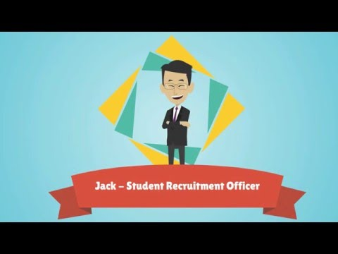 Student recruitment made easy using the HostMyExpo virtual fair platform