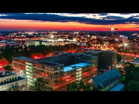 Telekom office - Orion (Darmstadt) | Construction Documentary