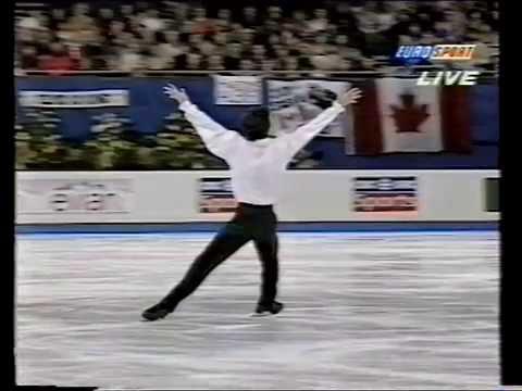 Fabrizio Garattoni ITA - 1995 World Championships LP (Partial)