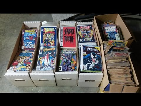 My Awesome Comic Book Collection!
