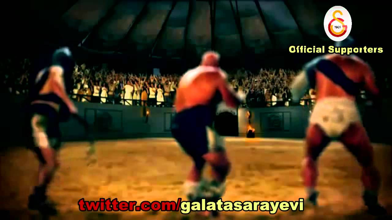 Champions League Galatasaray Stadium Welcome To Hell 2012 - 2013  ᴴᴰ │HD
