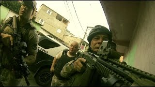 EP 03 - GER - Grupo Especial de Reação -  Polícia Civil do Estado de São Paulo - Police Brazil