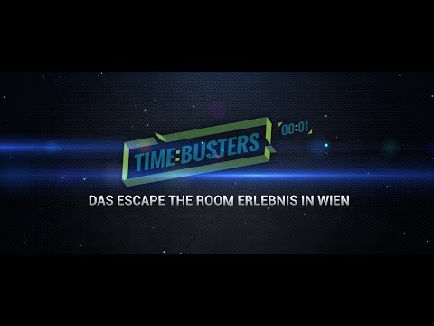 Time-Busters - Introvideo - Wähle Deine Mission.