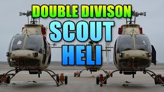 Double Vision - Scout Helicopter Team Unstoppable! | Battlefield 4 Littlebird Gameplay
