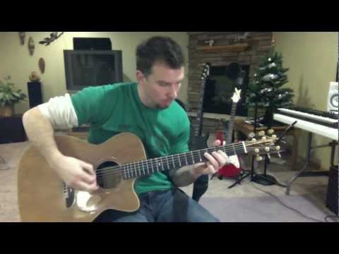 Hell On Heels Intro - Guitar - Reed Lilley