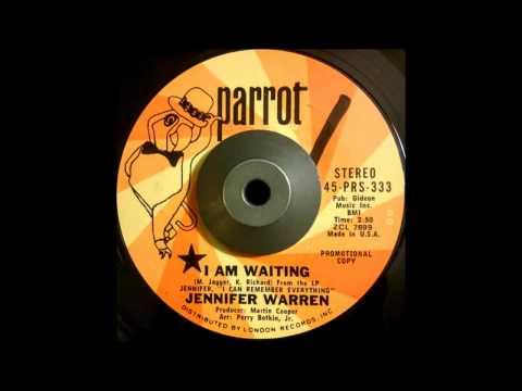 Jennifer Warren  I Am Waiting