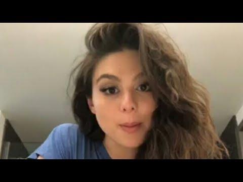 Kira Kosarin || Hot Live Instagram || 24th April 2018