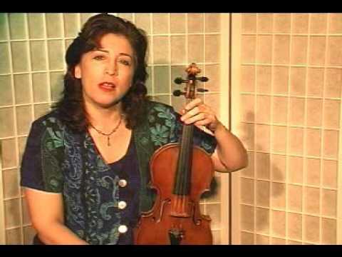 Violin Lesson - Theory - C# minor melodic scale