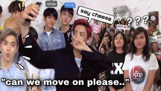 Download when SM let EXO meet their international fans