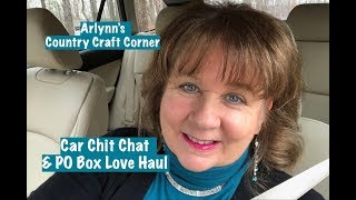 Car Chit Chat PO Box Love