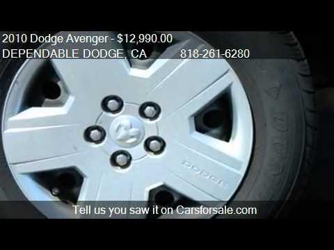 2010 Dodge Avenger SXT Sedan 4D - for sale in Canoga Park, C