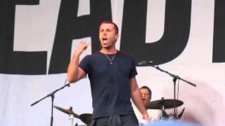 Beady Eye - Rock & Roll Star @ Sydney Big Day Out 2014