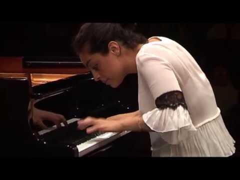Ana Kipiani - First Stage - XIX Paloma O'Shea Santander International Piano Competition