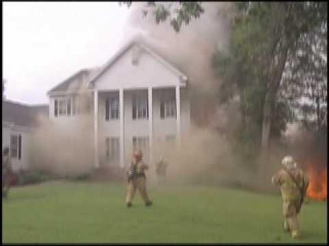 Backdraft/Smoke Explosion