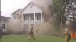 Backdraft/Smoke Explosion