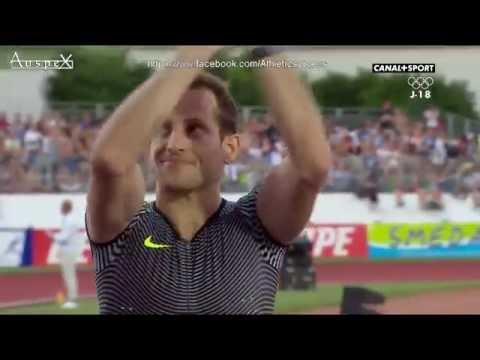 Renaud Lavillenie 5.96m 2016 WL Sotteville-lès-Rouen