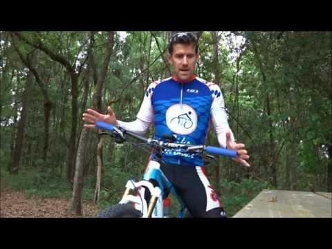 Ongekend Flat Bar vs Riser Bar (and a discussion on handlebar width) - YouTube RP-71